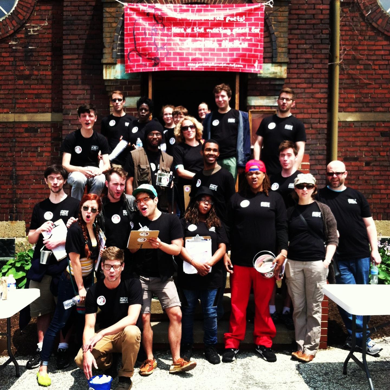 Cleveland Volunteers!