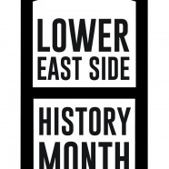Lower East Side History Month, Haiku-Style!